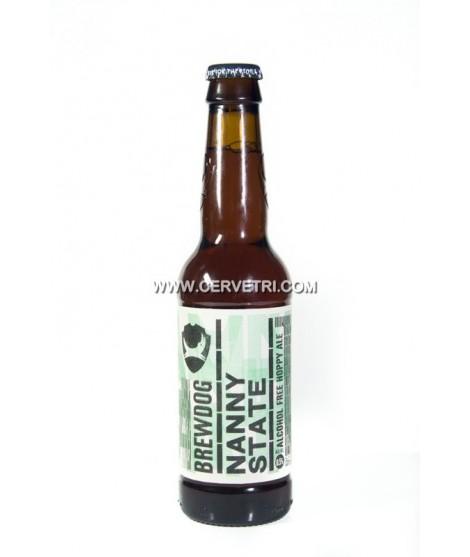 Cerveza Brewdog Nanny State 33 cl.