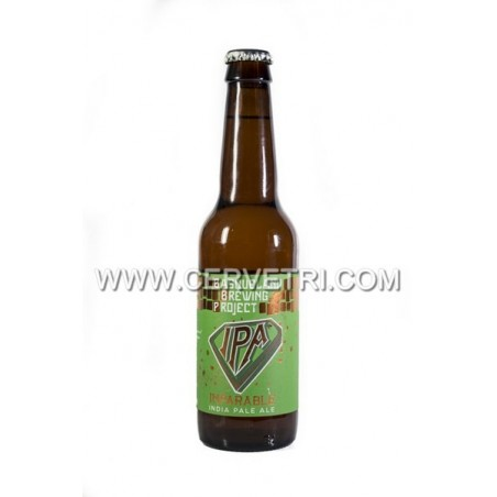 Cerveza artesana Imparable 33 cl.