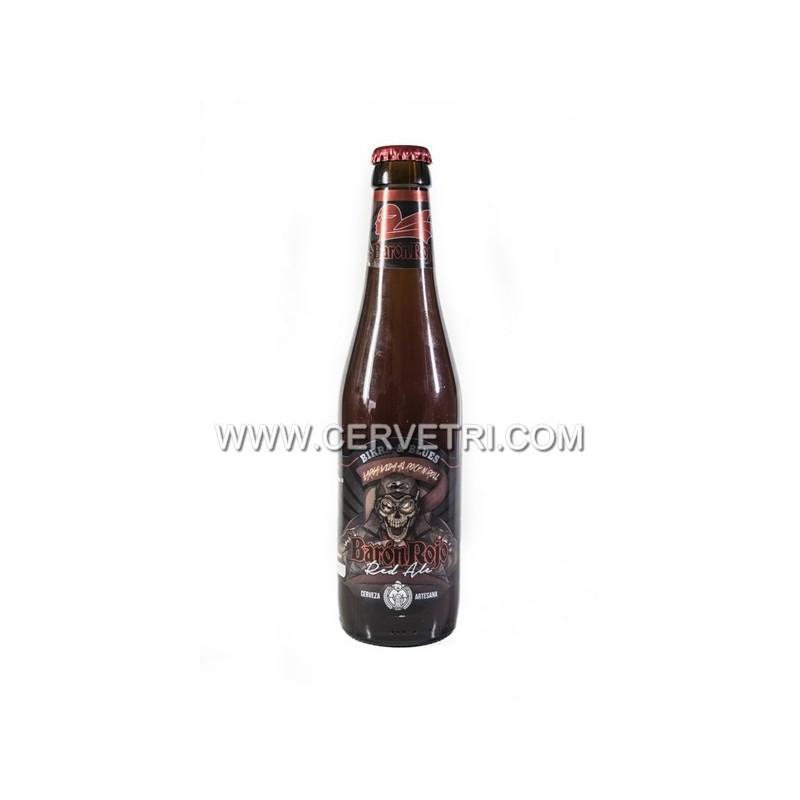 Cerveza Barón Rojo 33 cl