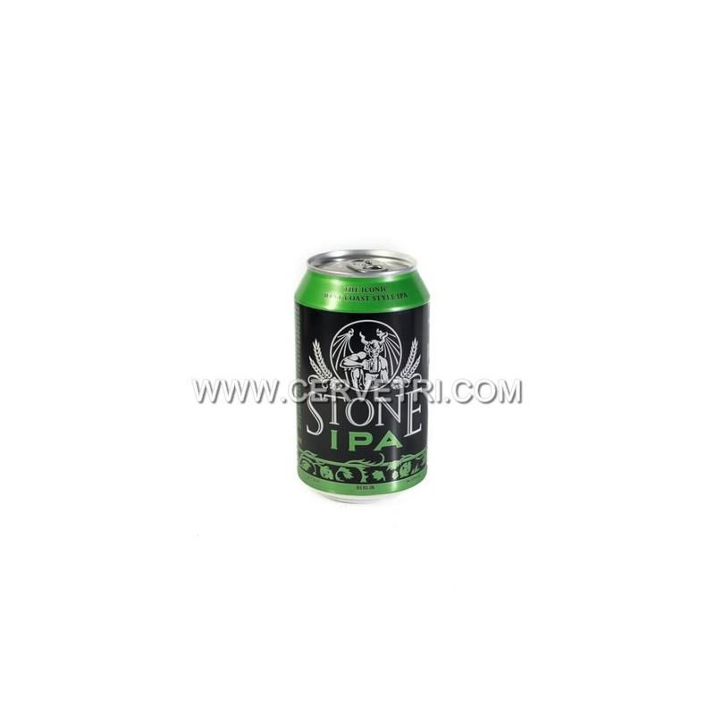 Cerveza Lata Stone Ipa 33cl