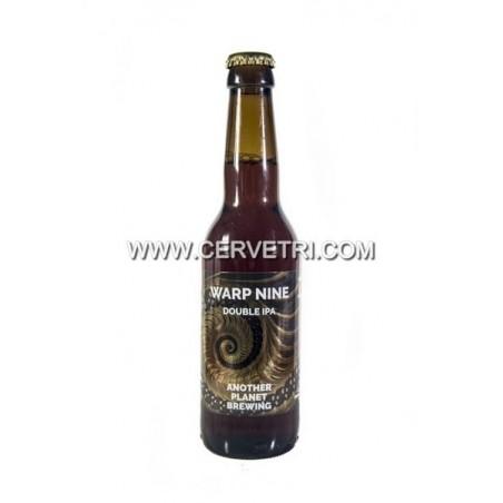 Cerveza Doble IPA Warp Nine