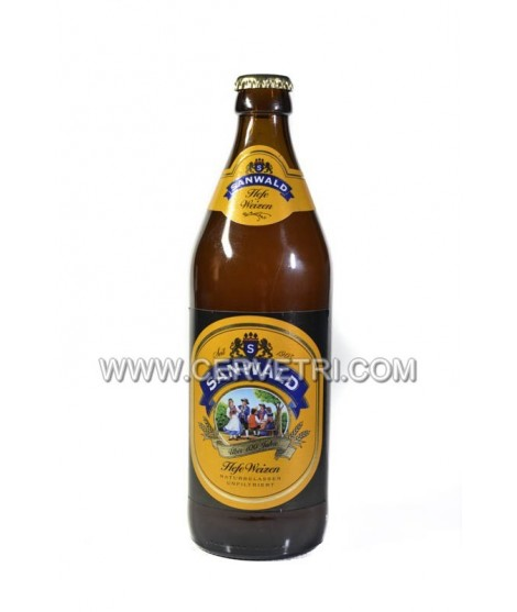 Sanwald Hefe Weizen 50 cl