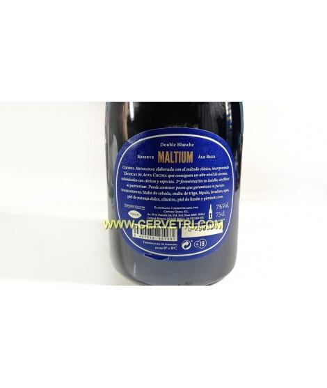 Cerveza Maltium 75 cl.