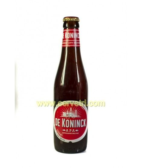 CERVEZA De Konick 33 cl.