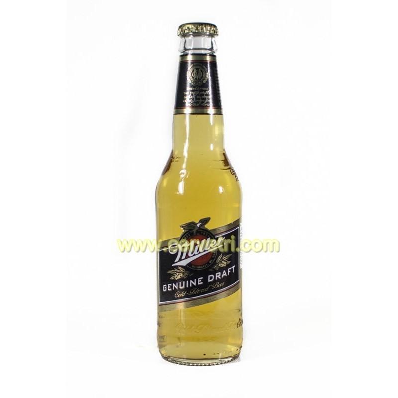 Cerveza Miller 33 cl.