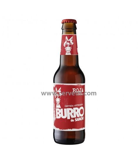 Cerveza Burro de Sancho...