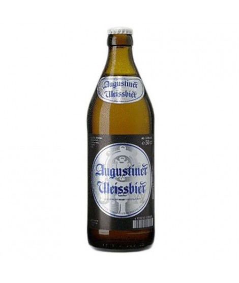 Augustiner-Bräu Weissbier...