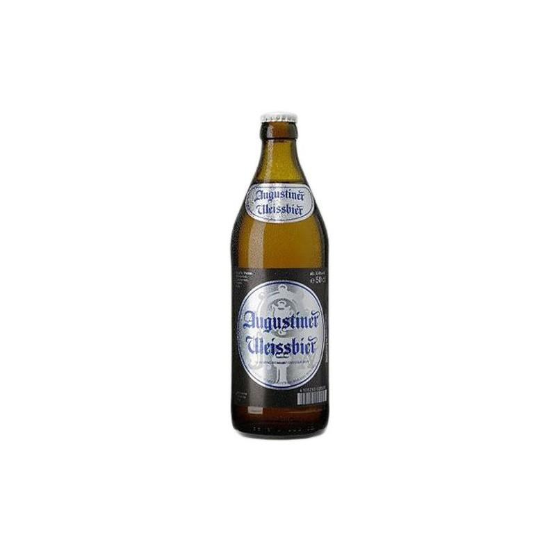 cerveza de trigo Augustiner weiissbier