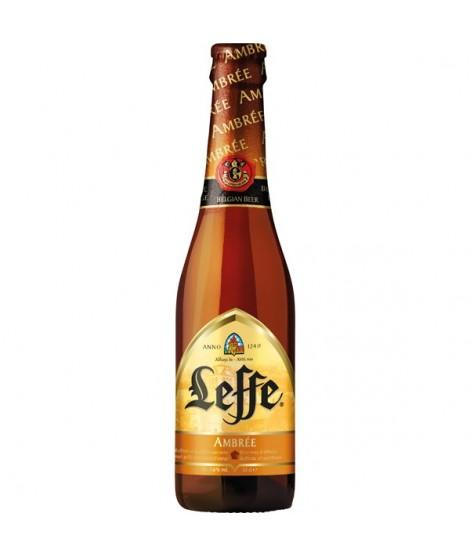 Cerveza Leffe Ambree 33 cl