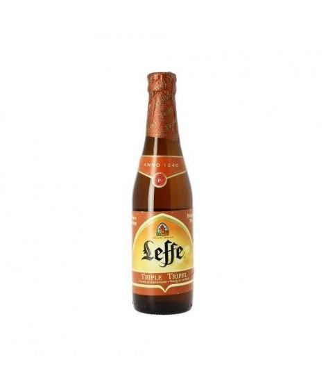 Cerveza Leffe Tripel 33 cl.