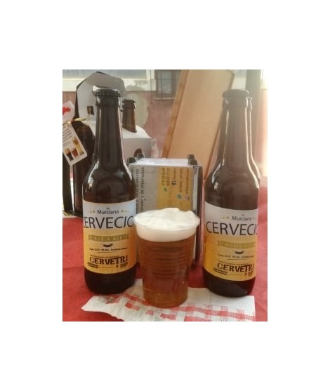 cervezas de Murcia