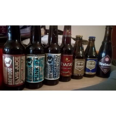 cervezas internacionales, cervezas del mundo