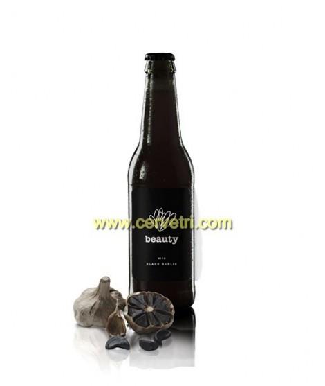 Cerveza con Ajo Negro...