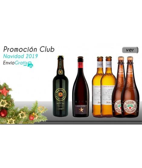Regalo de Cervezas Navidad...