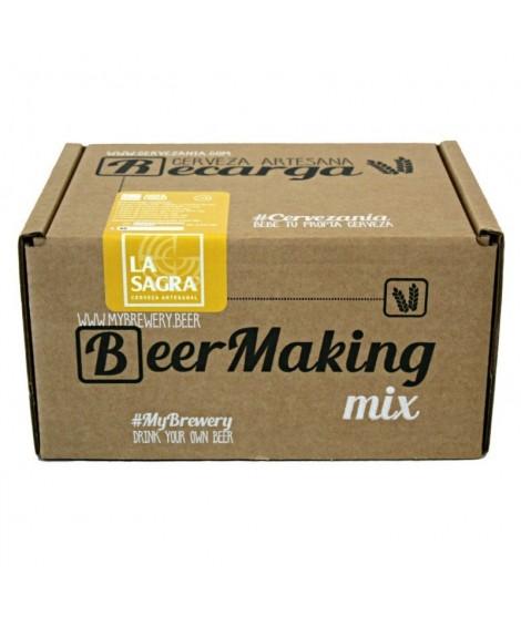 Recarga  elaborar cerveza...