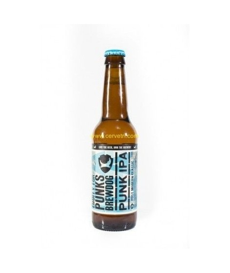 Brewdog Punk Ipa 24 x 33 cl.
