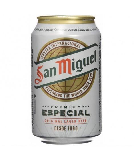 Lata Cerveza San Miguel...