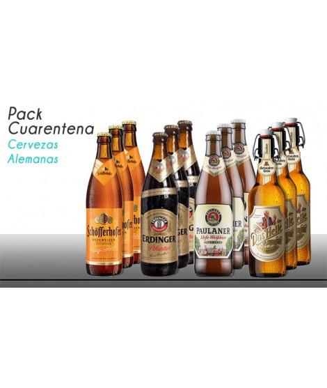 Cuarentena Pack 12 cervezas...