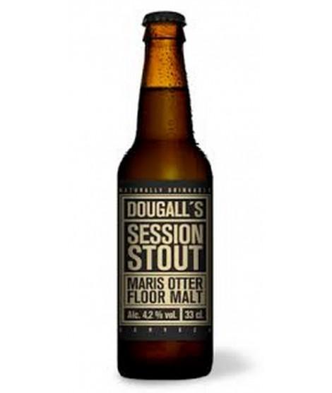 Cerveza Dougalls Stout 33 cl