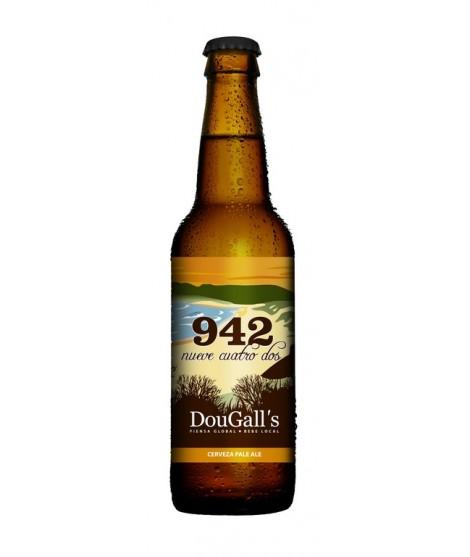 Cerveza Dougalls 942 33 cl