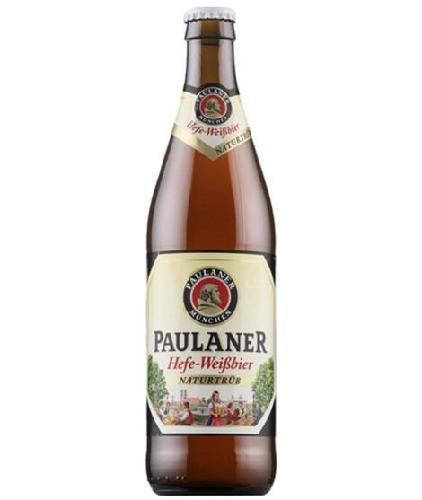 Paulaner Weissbier 0.5 L.