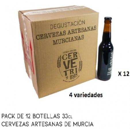 Cervezas Artesanas murcianas