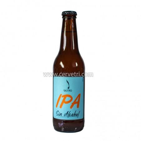Cerveza Gastro ipa sin alcohol