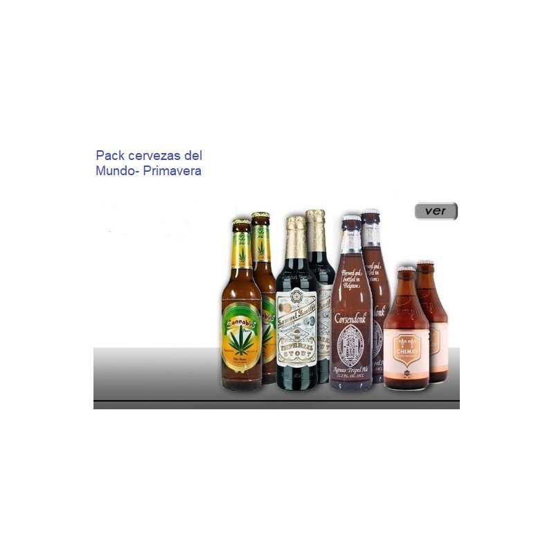 Mejor Pack cervezas primavera