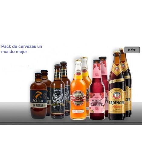 pack cervezas mundo mejor