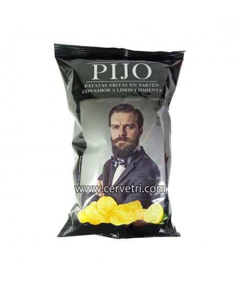 Patatas Pijo Limón y...