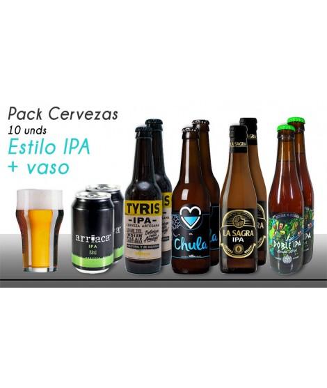 mejor pack cervezas artesanas ipa