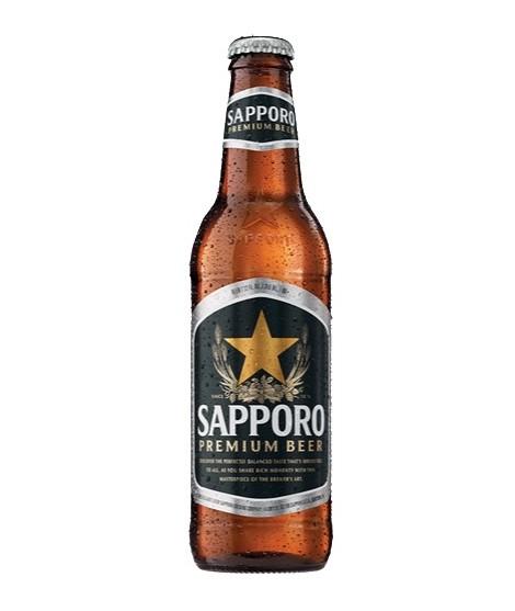 Sapporo premium lager 33 cl.