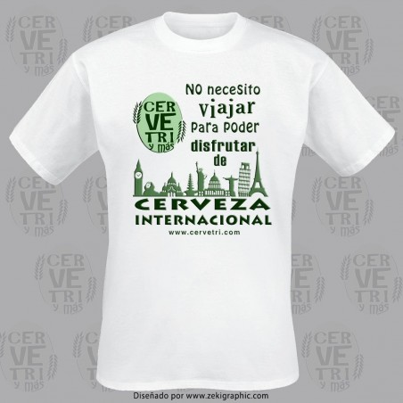 Camiseta Viajar