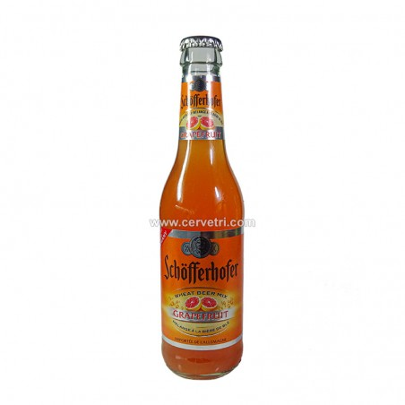 Cerveza pomelo alemana