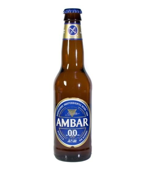 cerveza sin gluten sin alcohol