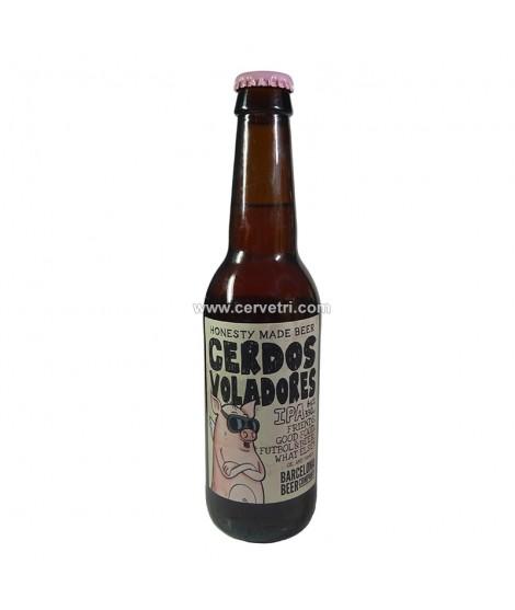 Cerdos voladores cerveza ipa