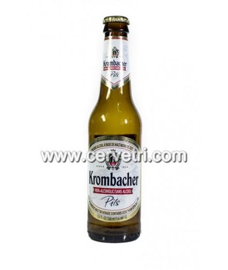 Krombacher sin alkoholfrei...