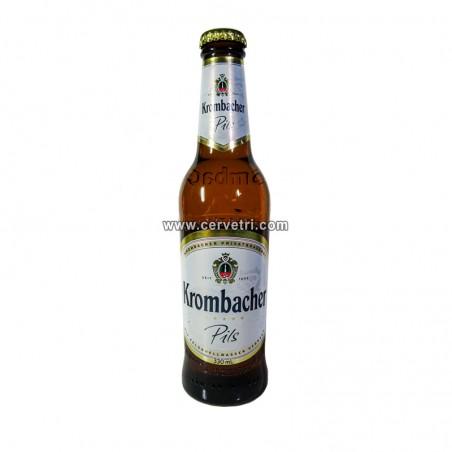 mejor cerveza alemana krombacher