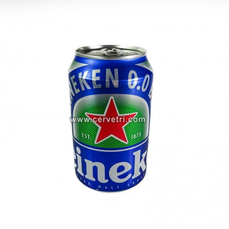 cerveza Heineken sin alcohol