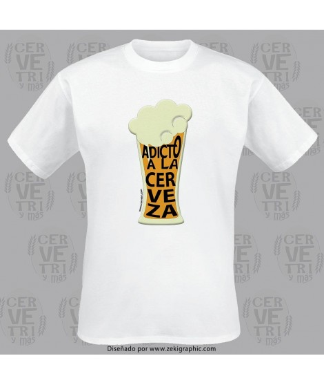Camiseta Adicto