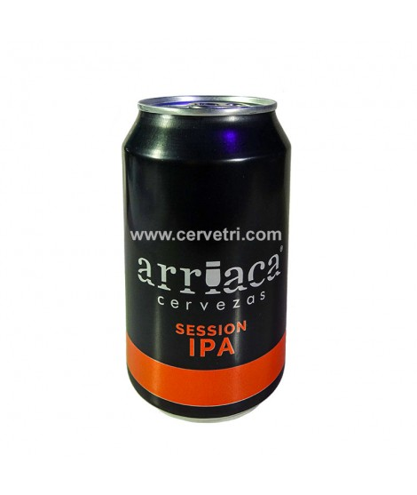 Arriaca session Ipa Lata 33cl.