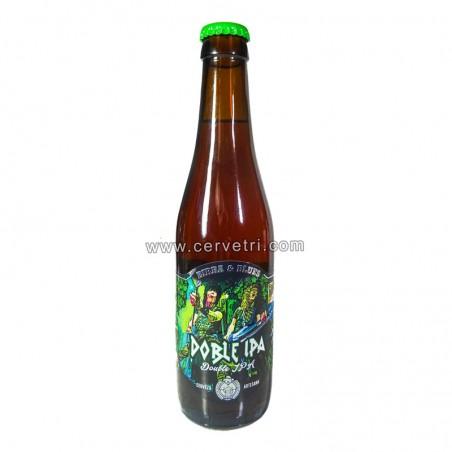 cerveza doble ipa B&B