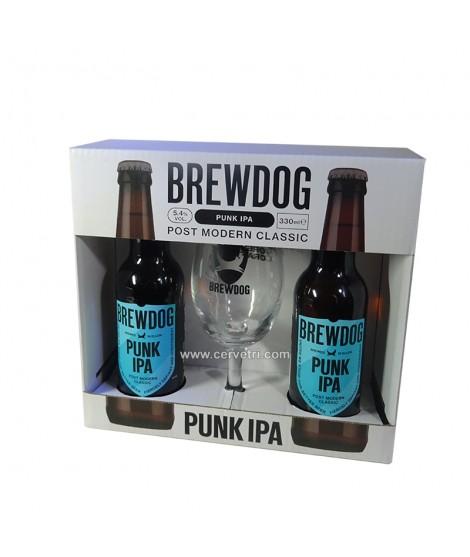 estuche cerveza Brewdog Ipa