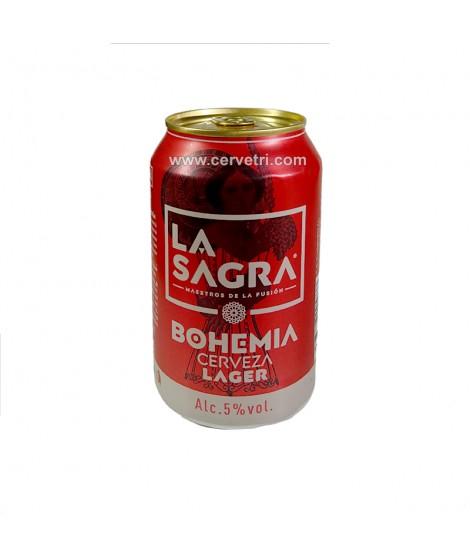 La Sagra Bohemia Lata 33 cl