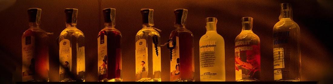 Licores y destilados muy especiales