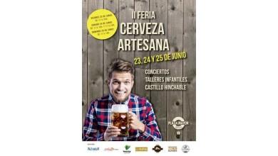II Feria de la Cerveza Artesana Xátiva- Játiva