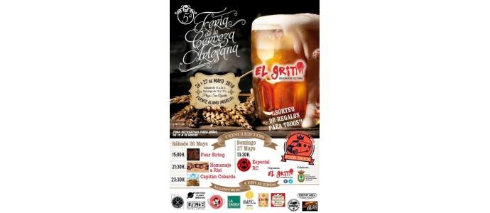 V Feria de la Cerveza artesana Fuente Álamo de Murcia 2018