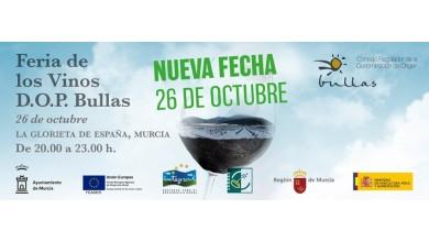 I Feria de los Vinos D.O.P. Bullas