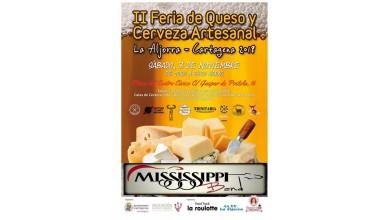 II Feria del Queso y la Cerveza Artesanal La Aljorra Cartagena