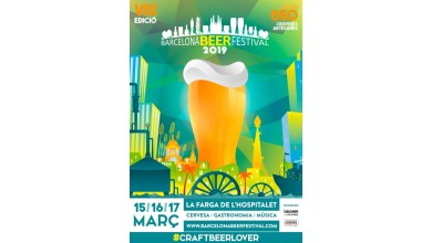 BARCELONA BEER FESTIVAL 2019 - 8ª EDICIÓN